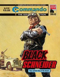 D.C. Thomson & Co.'s Commando: For Action and Adventure Issue # 5168