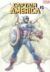 Marvel Comics's Captain America Issue # 1v