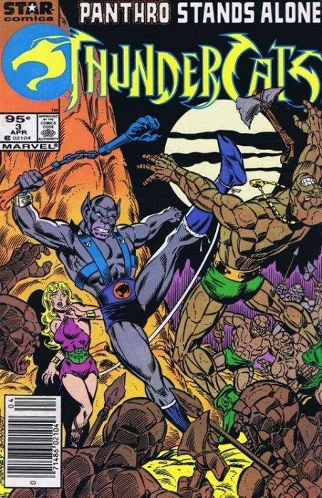 Thundercats Comic Book #8 Marvel 1987 NEW UNREAD NEAR MINT