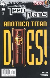 DC Comics's Teen Titans Issue # 74