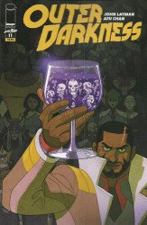 Image Comics's Outer Darkness Issue # 11