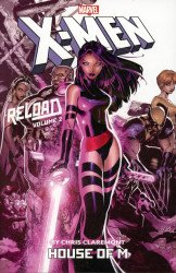 Marvel Comics's X-Men Reload: By Chris Claremont  TPB # 2