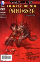 DC Comics's Trinity of Sin: Pandora Issue # 6