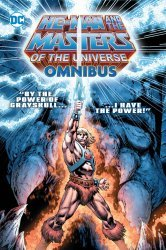 DC Comics's He-Man and the Masters of the Universe - Omnibus  Hard Cover # 1