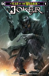 DC Comics's Joker: Year of the Villain Issue # 1frankies-a