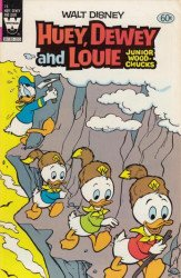 Whitman's Huey, Dewey & Louie: Junior Woodchucks Issue # 74whitman-b
