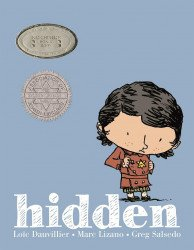First Second Books's Hidden Hard Cover # 1
