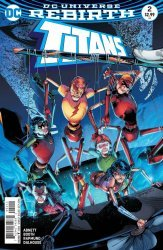 DC Comics's Titans Issue # 2