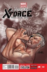Marvel Comics's Cable and X-Force Issue # 2