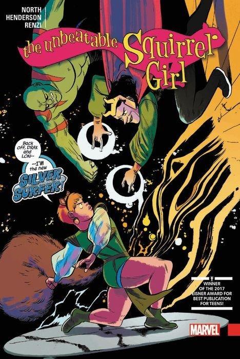 Marvel Comics Unbeatable Squirrel Girl #5 2nd Print Venom Variant 2015