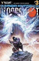 Valiant Entertainment's Armor Hunters / Bloodshot Issue # 3