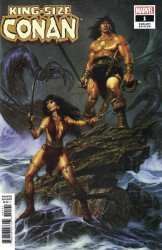 Marvel Comics's King-Size Conan Issue # 1d