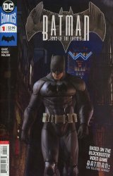 DC Comics's Batman: Sins of the Father Issue # 1b
