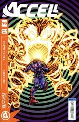 Lion Forge Comics's Catalyst Prime: Accell Issue # 16