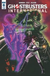IDW Publishing's Ghostbusters International Issue # 6sub
