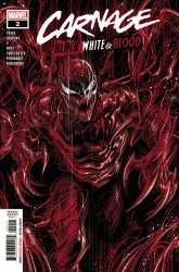 Marvel Comics's Carnage: Black, White & Blood Issue # 2