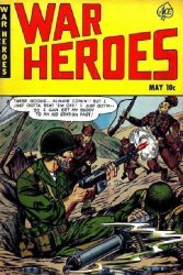 Ace Magazines's War Heroes Issue # 1