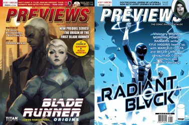 Diamond Comics Distribution's Previews Issue # 387