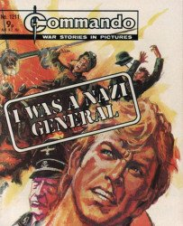 D.C. Thomson & Co.'s Commando: War Stories in Pictures Issue # 1211