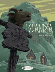Cinebook's Islandia Soft Cover # 1