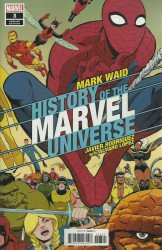 Marvel Comics's History of the Marvel Universe Issue # 3b