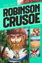 Stone Arch Press's Robinson Crusoe Soft Cover # 1