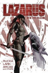 Image Comics's Lazarus Hard Cover # 3