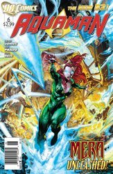 DC Comics's Aquaman Issue # 6
