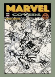 IDW Publishing's Marvel Covers: Artist's Edition Hard Cover # 2b
