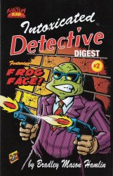 Mystery Island Publications's Intoxicated Detective Digest Issue # 2