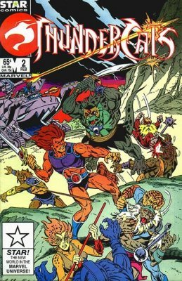 Thundercat Comics on Thundercats 1  Star Comics    Comicbookrealm Com