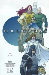 Image's Halcyon Issue # 1b