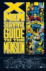 Marvel Comics's X-Men: Survival Guide to the Mansion Special # 1