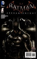 DC Comics's Batman: Arkham Knight Issue # 1gamestop-a