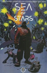 Image Comics's Sea of Stars Issue # 7