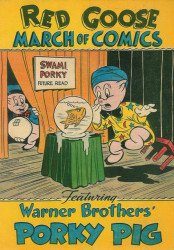 Western Printing Co.'s March of Comics Issue # 71d
