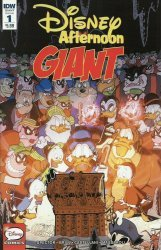 IDW Publishing's Disney Afternoon Giant Issue # 1