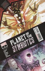 Marvel Comics's King in Black: Planet of the Symbiotes Issue # 1 - 2nd print