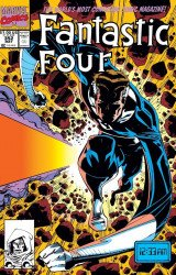 Marvel Comics's Fantastic Four Issue # 352