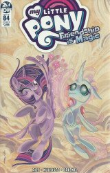 IDW Publishing's My Little Pony: Friendship is Magic Issue # 84b