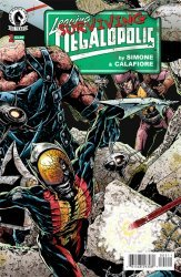 Dark Horse's Leaving Megalopolis: Surviving Megalopolis Issue # 2