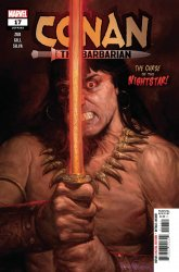 Marvel Comics's Conan the Barbarian Issue # 17