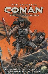 Dark Horse Comics's Conan the Cimmerian Hard Cover # 1