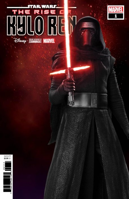 Star Wars Rise Of Kylo Ren Issue 1c Marvel Comics