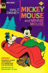 Gold Key's Mickey Mouse Issue # 151whitman