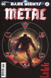 DC Comics's Dark Nights Metal Issue # 1e
