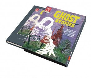 PS Artbooks's Silver Age Classics: Ghost Stories Hard Cover # 1b