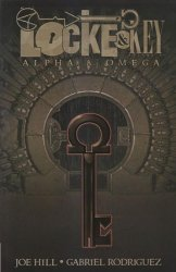 IDW Publishing's Locke & Key: Alpha & Omega TPB # 1