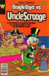 Whitman's Beagle Boys vs. Uncle Scrooge Issue # 5