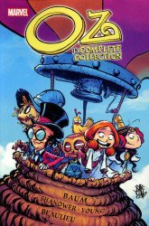 Marvel Comics's Oz: Complete Collection Soft Cover # 2